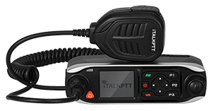 iTALK 450 PTT Mobile Radios