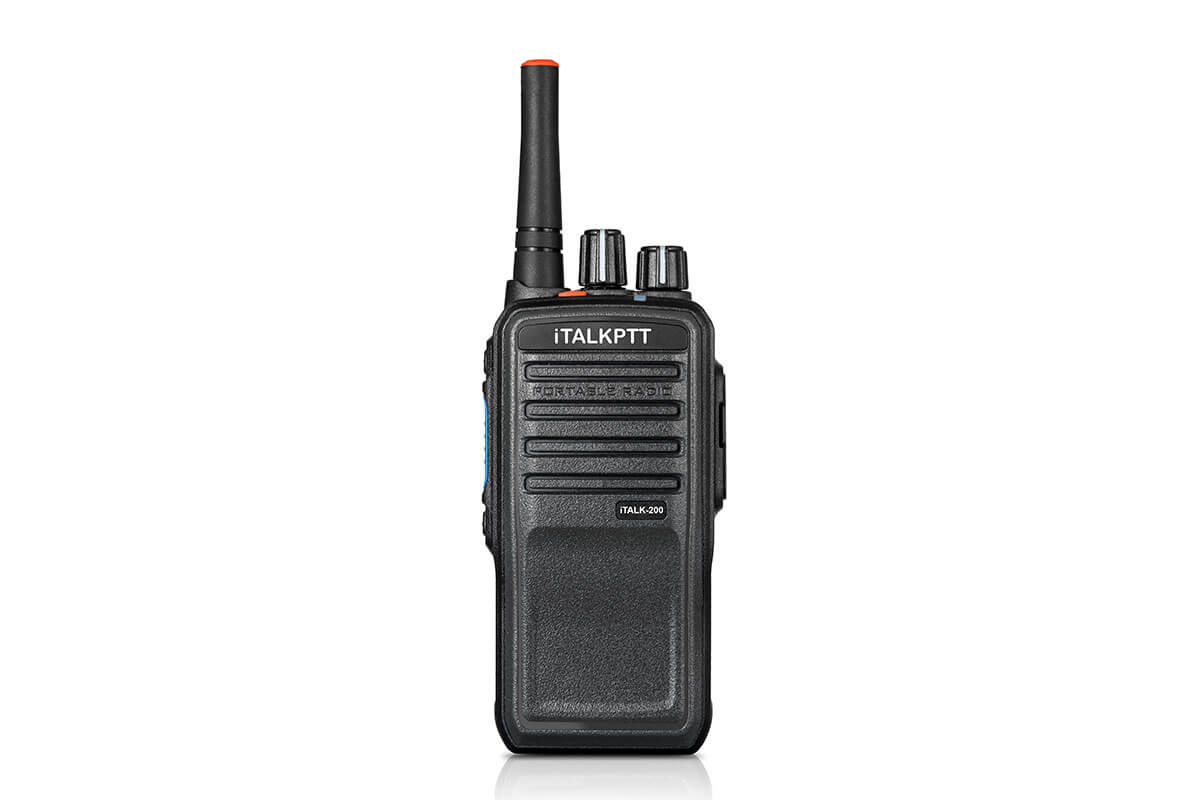 iTALK 200 Two Way Radio Suppliers