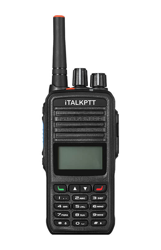 iTALK 220 PTT Portable Two Way Radios
