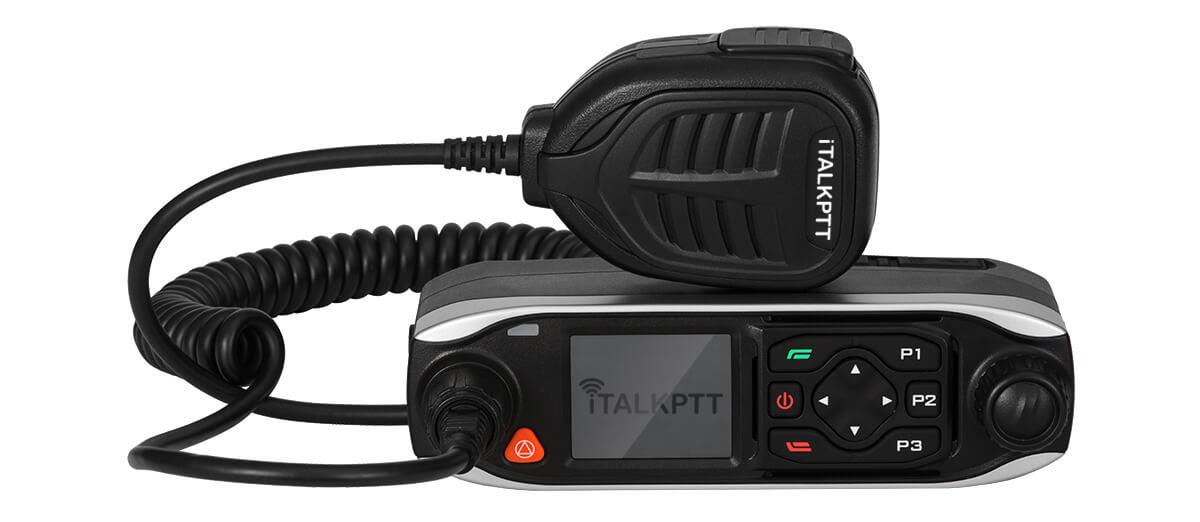 iTALK 450 PTT Mobile Radios